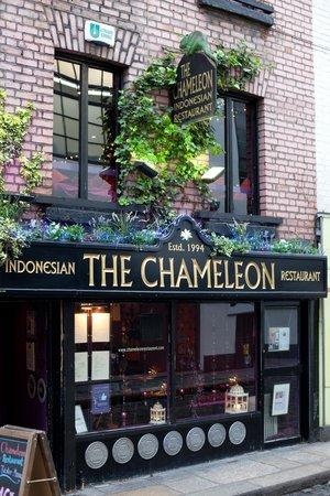 Chameleon Restaurant: Chameleon frontage