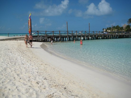 Hotel Villa Kiin: beach