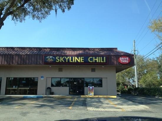 Skyline Chili:                   19 location
