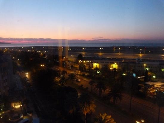Novotel Nice Arenas Aeroport: Vista espectacular!