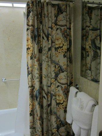 Hotel Monteleone: Bathroom