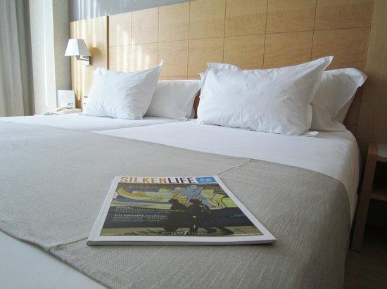 Silken St. Gervasi Hotel: Habitación