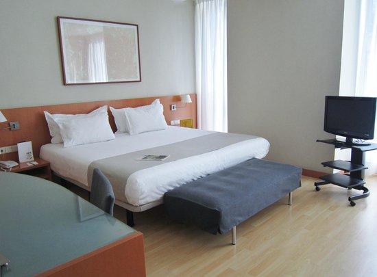 Silken St. Gervasi Hotel: Junior Suite