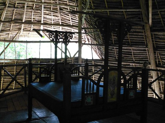 Unguja Lodge: Bedroom upper level