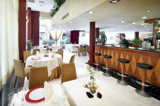 Silken St. Gervasi Hotel: Restaurante