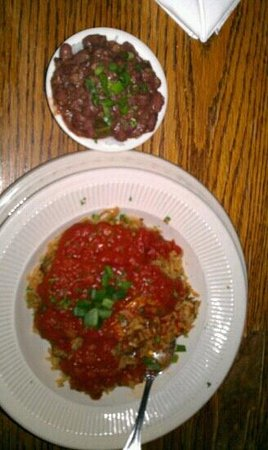 Nona: Jambalaya &Red Beans and rice