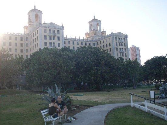 Old Havana: Hotel Nacional (Vedado)