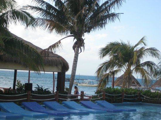 Mia Reef Isla Mujeres: view