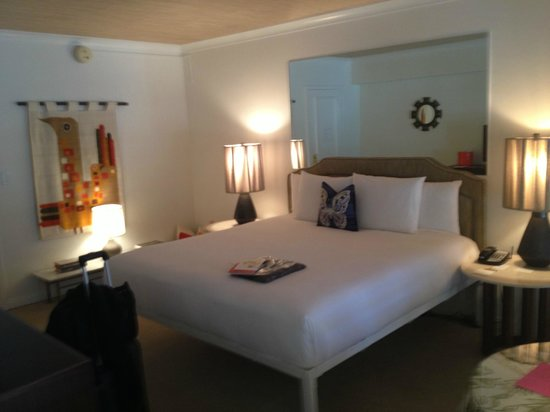 Parker Palm Springs: Standard room