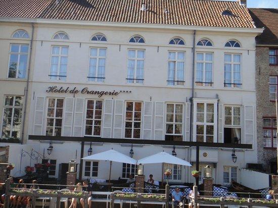 Hotel de Orangerie:                   The hotel