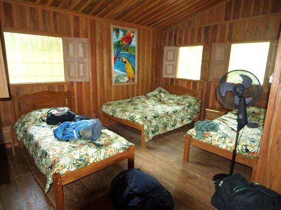 Tariri Amazon Lodge:                                     Bungalow