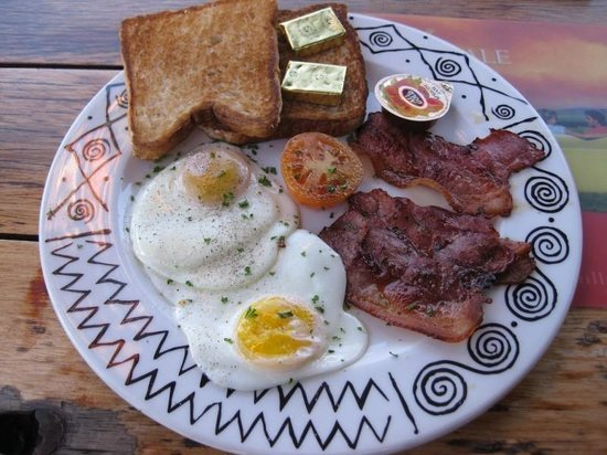 The Woodsman Pub & Restaurant: Choice of Hearty Breakfasts