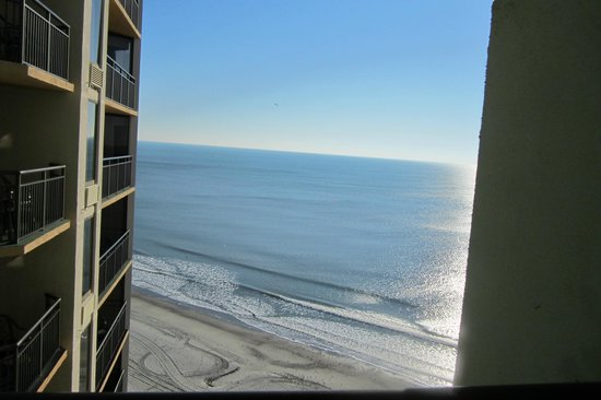 The Patricia Grand, Oceana Resorts:                   View from room