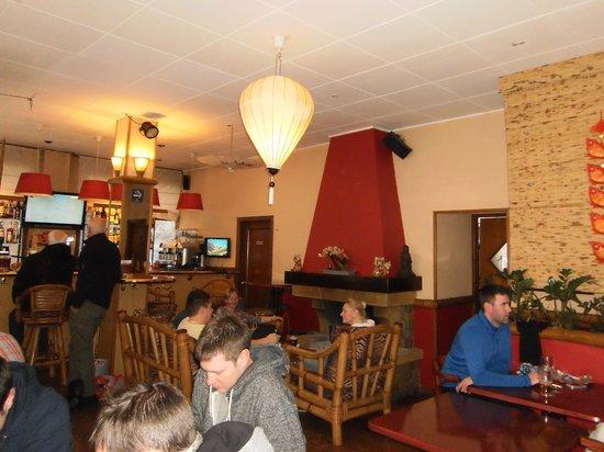 Hotel Palarine:                                                                         bar