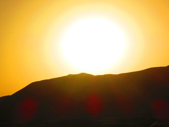 Morocco Sahara 4x4 - Day Tours:                   Sol pela manhã