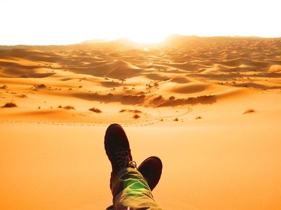 Morocco Sahara 4x4 - Day Tours:                   paz