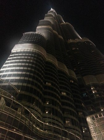 Crowne Plaza Dubai :                   Out and about