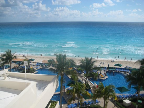 Royal Solaris Cancun:                   view