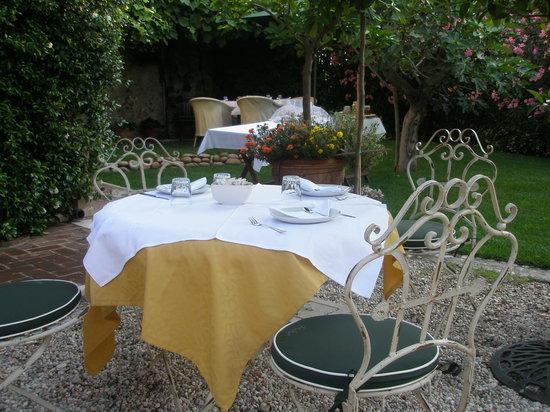 Casa Villa d'Arco: colazione