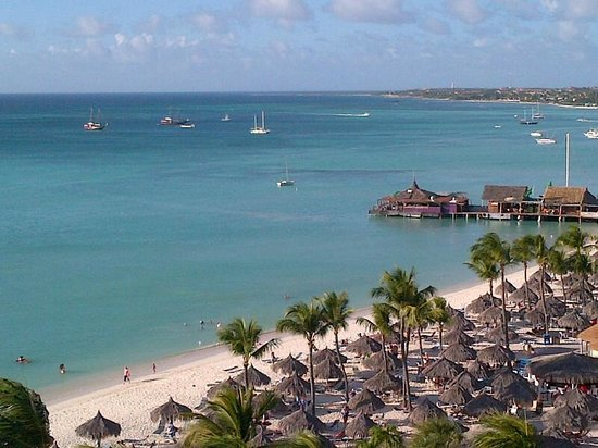 Hyatt Regency Aruba Resort and Casino:                                     Our View