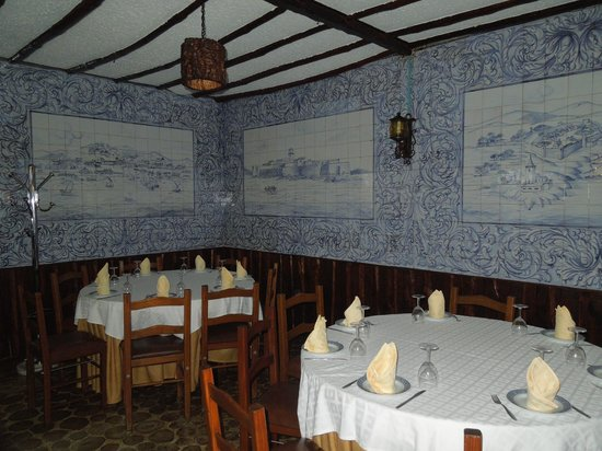 Torremar:                                     Inside the restaurant