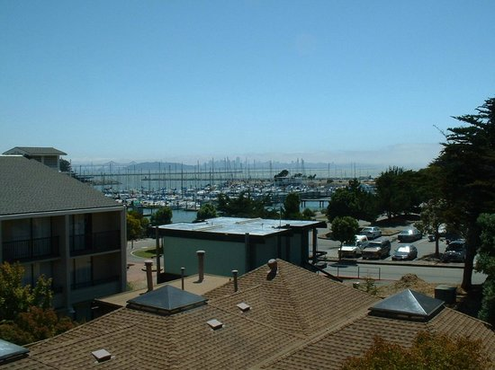 DoubleTree by Hilton Berkeley Marina: view