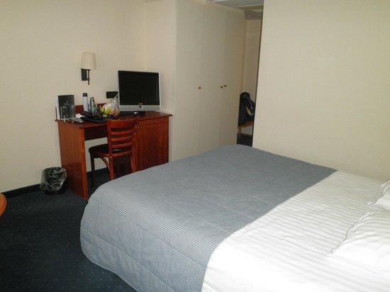Portinari Hotel: Bedroom