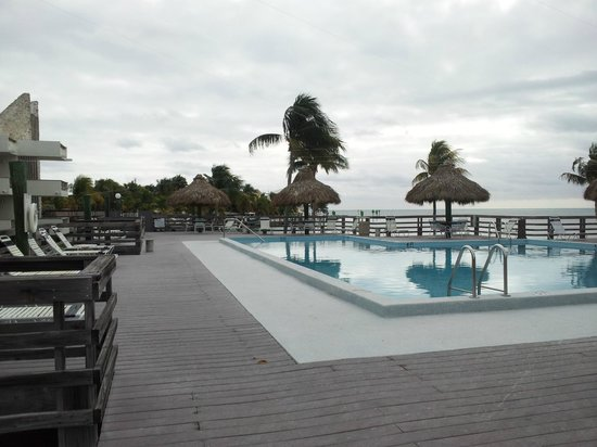 Caloosa Cove Resort:                   Calossa Cove pool