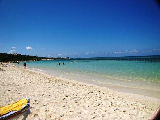 Iberostar Grand Hotel Rose Hall:                   Beautiful Beach