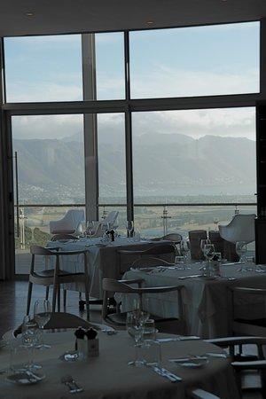 The Restaurant at Waterkloof: Restaurantbereich