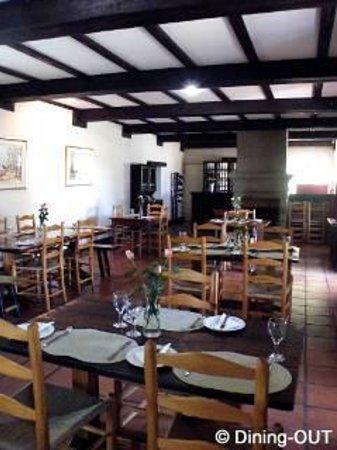 Helderberg restaurant at l'auberge Photo