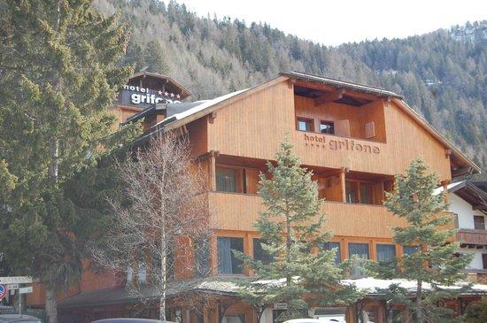 Hotel Grifone :                   Esterno