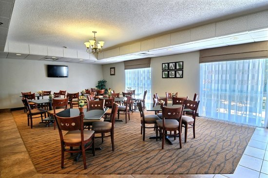 Sleep Inn & Suites -Jacksonville: Breakfast Area