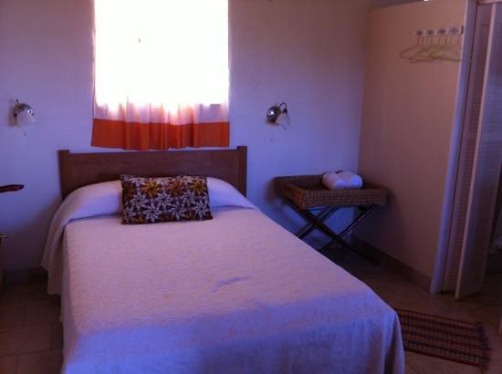 Jacoway Inn:                   schlafzimmer