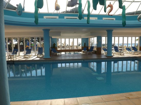 Marriott's Marbella Beach Resort: Indoor Pool