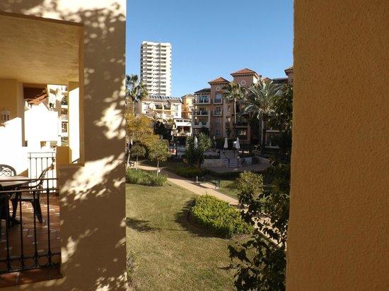 Marriott's Marbella Beach Resort : View from Room