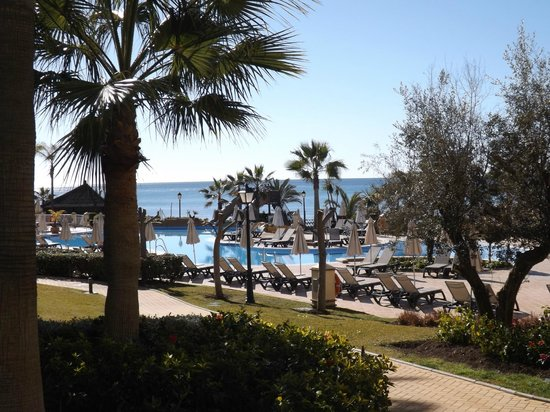 Marriott's Marbella Beach Resort: Main Pool