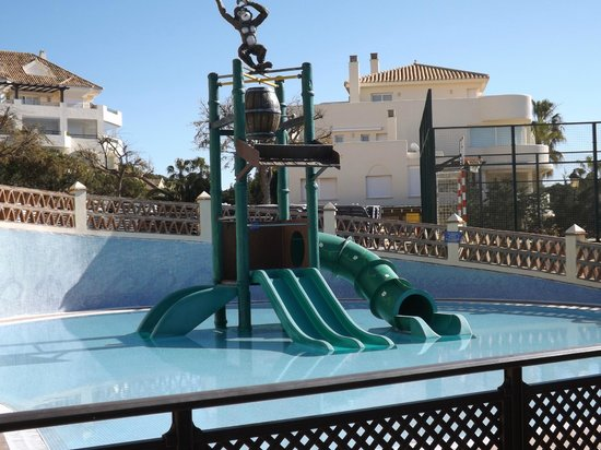 Marriott's Marbella Beach Resort: Toddler Pool