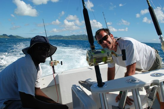 Mystic Amara II - Deep Sea & Bottom Fishing Charters: all smiles