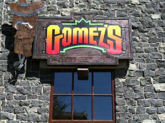 Gomez's Mexican Restaurant & Cantina : Welcome!