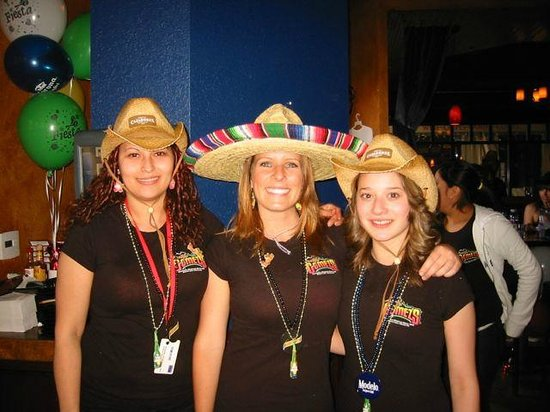 Gomez's Mexican Restaurant & Cantina: Can we just say fun!