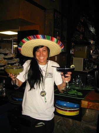 Gomez's Mexican Restaurant & Cantina: Hey now!