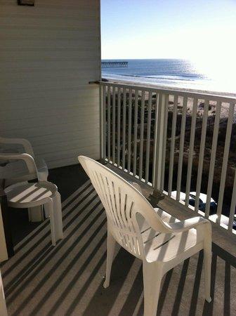Islander Inn : Balcony