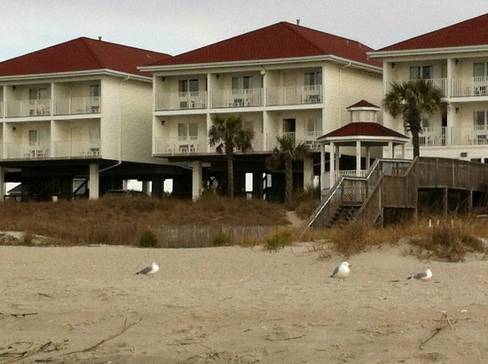 Ocean Isle Beach, NC: Our building
