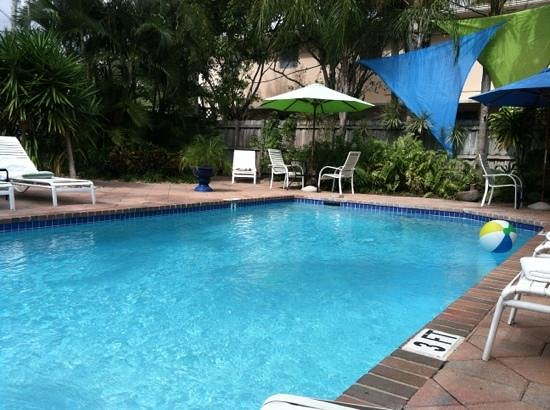 Las Olas Guesthouse @15th Avenue:                   perfect