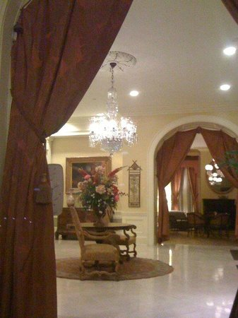 The Mills House Wyndham Grand Hotel: Lobby/entrance