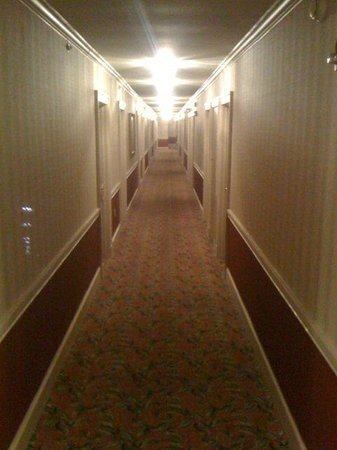 The Mills House Wyndham Grand Hotel: The Shining #redrum
