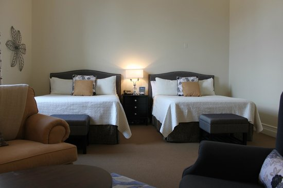 Inn On The Twenty: Wine Country Suite with two Queen beds
