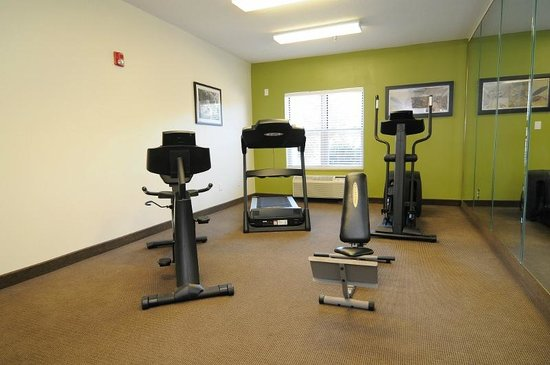 Sleep Inn & Suites: Fitness Room