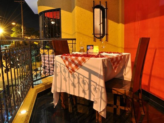 Foto de restaurante la mia casa neiva balc n tripadvisor for Come progettare la mia casa